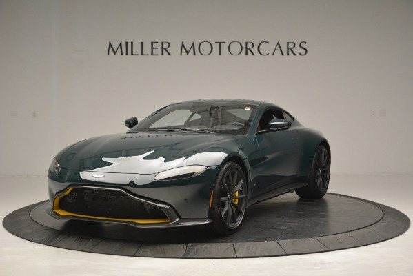 Used 2019 Aston Martin Vantage Coupe for sale Sold at Maserati of Greenwich in Greenwich CT 06830 2