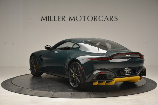 Used 2019 Aston Martin Vantage Coupe for sale Sold at Maserati of Greenwich in Greenwich CT 06830 5