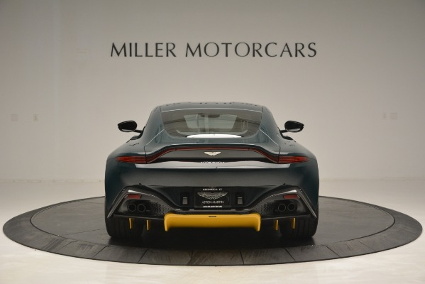 Used 2019 Aston Martin Vantage Coupe for sale Sold at Maserati of Greenwich in Greenwich CT 06830 6