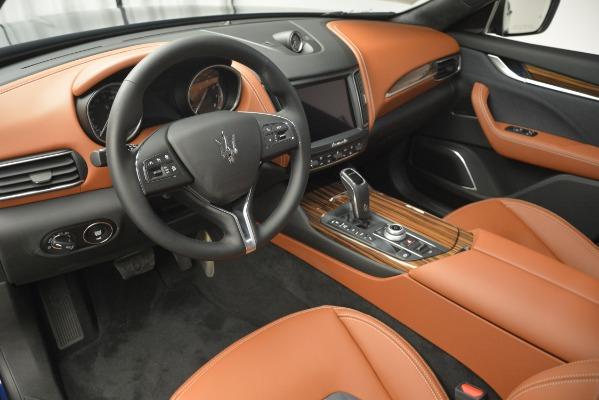 New 2019 Maserati Levante Q4 GranLusso for sale Sold at Maserati of Greenwich in Greenwich CT 06830 16