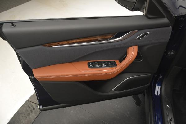 New 2019 Maserati Levante Q4 GranLusso for sale Sold at Maserati of Greenwich in Greenwich CT 06830 18