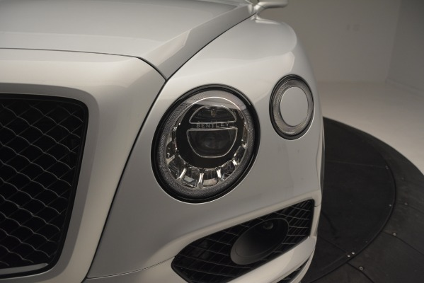 New 2019 Bentley Bentayga V8 for sale Sold at Maserati of Greenwich in Greenwich CT 06830 16