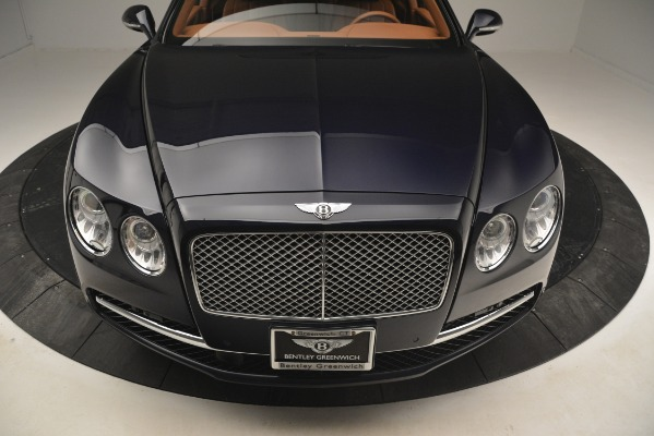 Used 2016 Bentley Flying Spur W12 for sale Sold at Maserati of Greenwich in Greenwich CT 06830 12