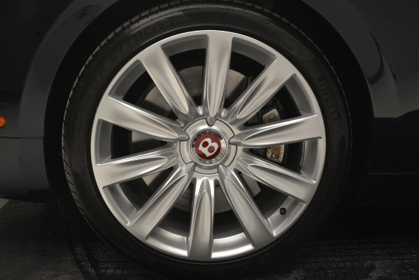 Used 2016 Bentley Flying Spur W12 for sale Sold at Maserati of Greenwich in Greenwich CT 06830 14