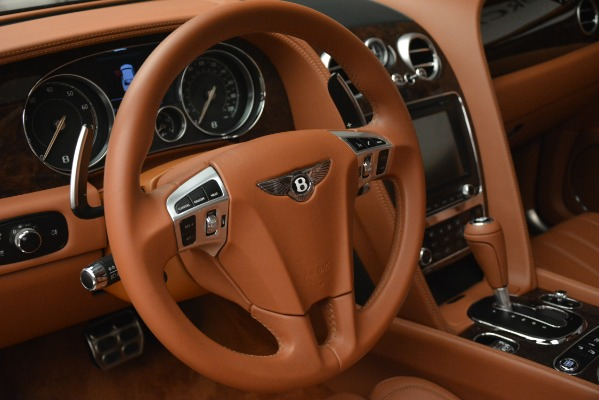 Used 2016 Bentley Flying Spur W12 for sale Sold at Maserati of Greenwich in Greenwich CT 06830 20