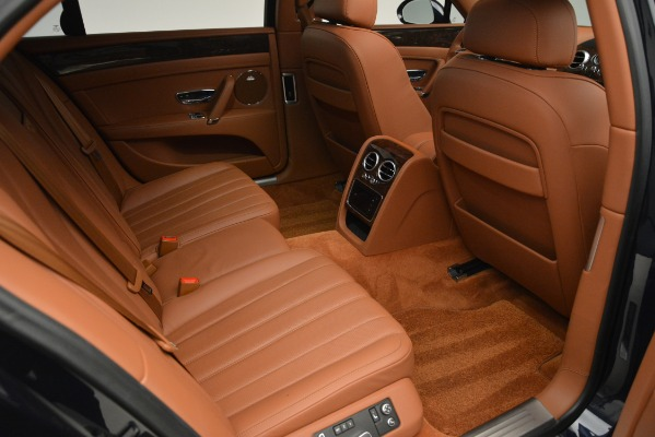 Used 2016 Bentley Flying Spur W12 for sale Sold at Maserati of Greenwich in Greenwich CT 06830 25