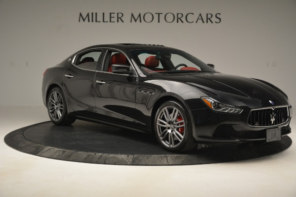 Used 2016 Maserati Ghibli S Q4 for sale Sold at Maserati of Greenwich in Greenwich CT 06830 13
