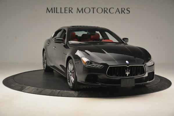 Used 2016 Maserati Ghibli S Q4 for sale Sold at Maserati of Greenwich in Greenwich CT 06830 14