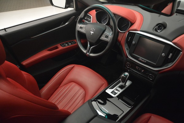 Used 2016 Maserati Ghibli S Q4 for sale Sold at Maserati of Greenwich in Greenwich CT 06830 18