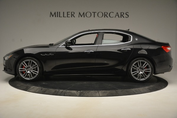 Used 2016 Maserati Ghibli S Q4 for sale Sold at Maserati of Greenwich in Greenwich CT 06830 4