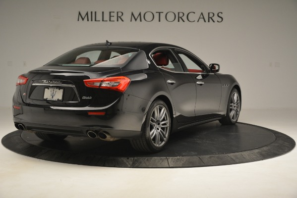 Used 2016 Maserati Ghibli S Q4 for sale Sold at Maserati of Greenwich in Greenwich CT 06830 9
