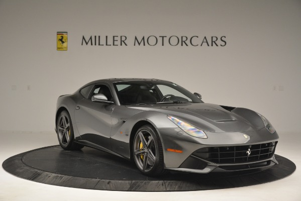 Used 2016 Ferrari F12 Berlinetta for sale Sold at Maserati of Greenwich in Greenwich CT 06830 11