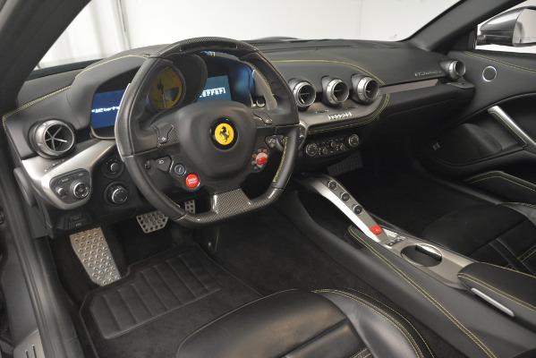 Used 2016 Ferrari F12 Berlinetta for sale Sold at Maserati of Greenwich in Greenwich CT 06830 13