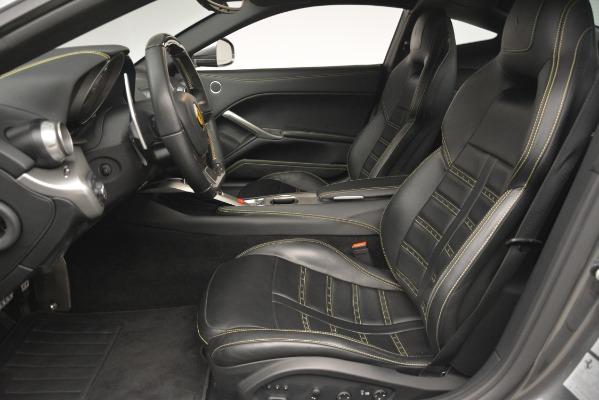 Used 2016 Ferrari F12 Berlinetta for sale Sold at Maserati of Greenwich in Greenwich CT 06830 14