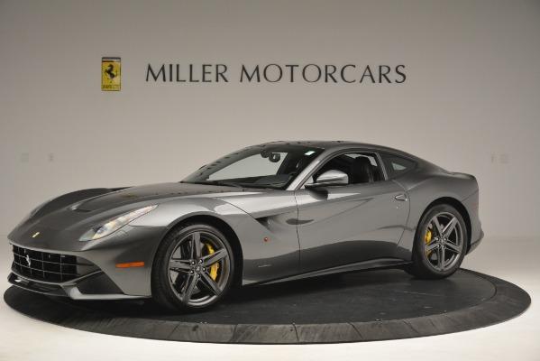 Used 2016 Ferrari F12 Berlinetta for sale Sold at Maserati of Greenwich in Greenwich CT 06830 2