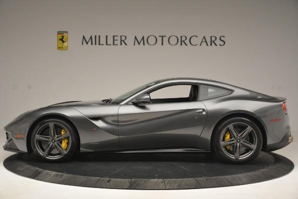 Used 2016 Ferrari F12 Berlinetta for sale Sold at Maserati of Greenwich in Greenwich CT 06830 3