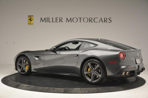 Used 2016 Ferrari F12 Berlinetta for sale Sold at Maserati of Greenwich in Greenwich CT 06830 4