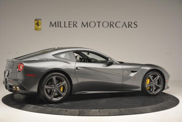 Used 2016 Ferrari F12 Berlinetta for sale Sold at Maserati of Greenwich in Greenwich CT 06830 8