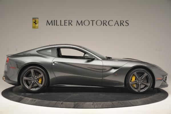 Used 2016 Ferrari F12 Berlinetta for sale Sold at Maserati of Greenwich in Greenwich CT 06830 9