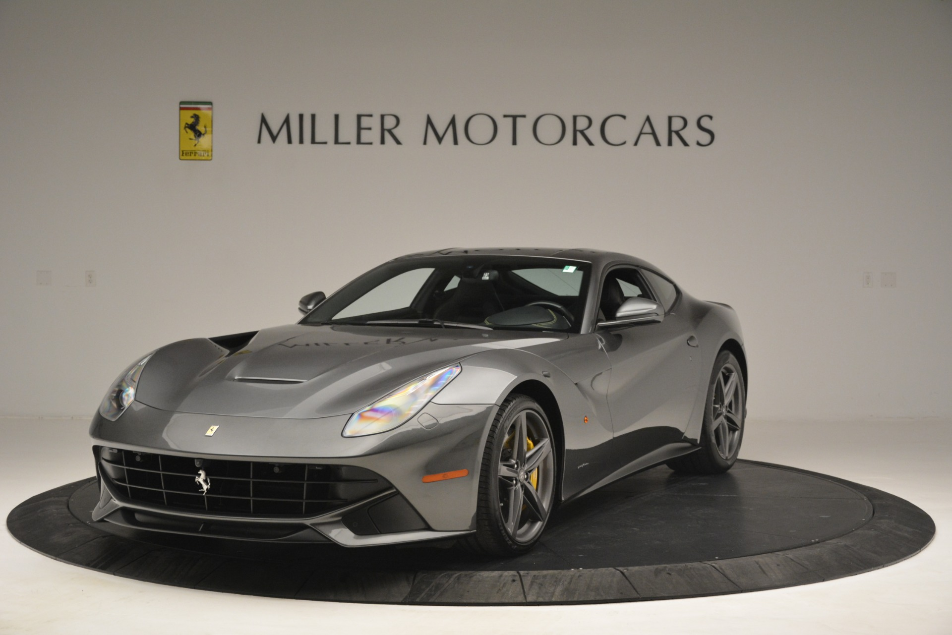 Used 2016 Ferrari F12 Berlinetta for sale Sold at Maserati of Greenwich in Greenwich CT 06830 1
