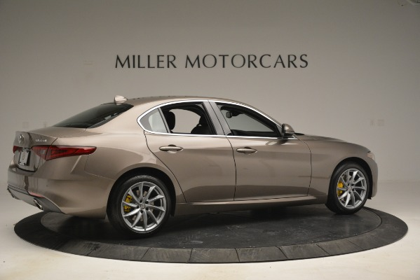 New 2019 Alfa Romeo Giulia Q4 for sale Sold at Maserati of Greenwich in Greenwich CT 06830 10