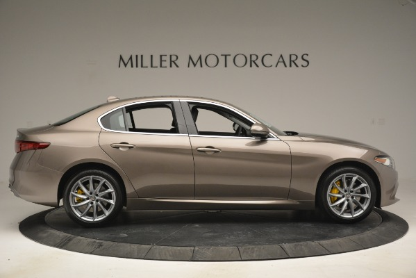 New 2019 Alfa Romeo Giulia Q4 for sale Sold at Maserati of Greenwich in Greenwich CT 06830 11