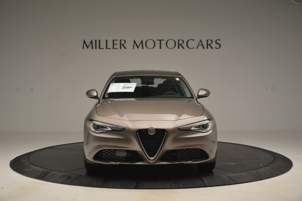 New 2019 Alfa Romeo Giulia Q4 for sale Sold at Maserati of Greenwich in Greenwich CT 06830 14