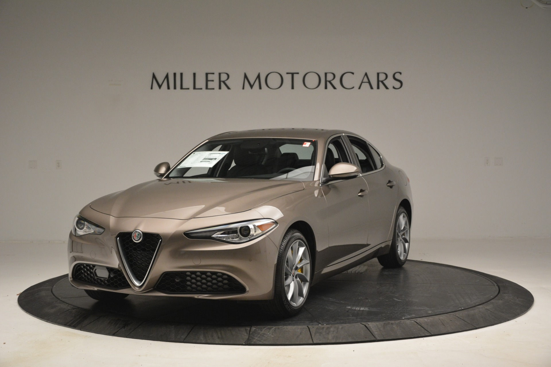 New 2019 Alfa Romeo Giulia Q4 for sale Sold at Maserati of Greenwich in Greenwich CT 06830 1