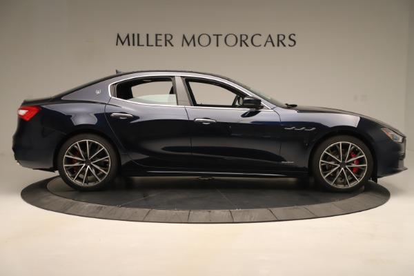 New 2019 Maserati Ghibli S Q4 GranSport for sale Sold at Maserati of Greenwich in Greenwich CT 06830 9