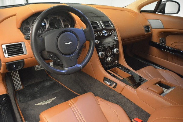 Used 2012 Aston Martin V8 Vantage S Coupe for sale Sold at Maserati of Greenwich in Greenwich CT 06830 14