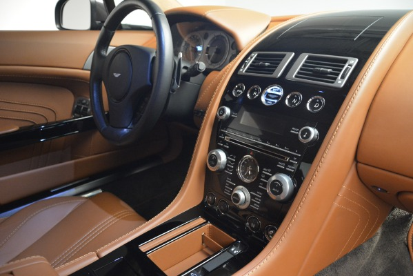 Used 2012 Aston Martin V8 Vantage S Coupe for sale Sold at Maserati of Greenwich in Greenwich CT 06830 17