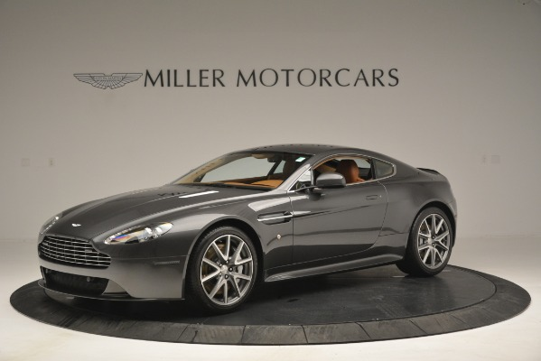 Used 2012 Aston Martin V8 Vantage S Coupe for sale Sold at Maserati of Greenwich in Greenwich CT 06830 2