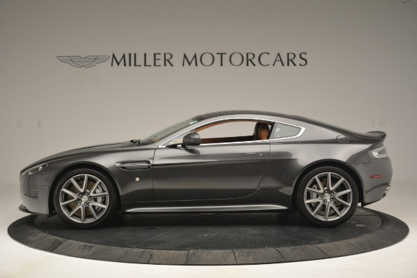 Used 2012 Aston Martin V8 Vantage S Coupe for sale Sold at Maserati of Greenwich in Greenwich CT 06830 3
