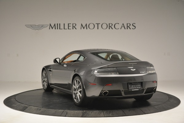 Used 2012 Aston Martin V8 Vantage S Coupe for sale Sold at Maserati of Greenwich in Greenwich CT 06830 5
