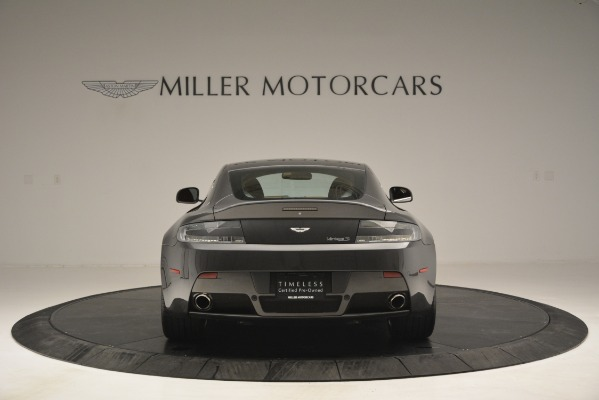 Used 2012 Aston Martin V8 Vantage S Coupe for sale Sold at Maserati of Greenwich in Greenwich CT 06830 6