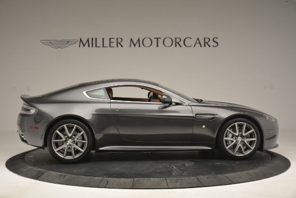 Used 2012 Aston Martin V8 Vantage S Coupe for sale Sold at Maserati of Greenwich in Greenwich CT 06830 9