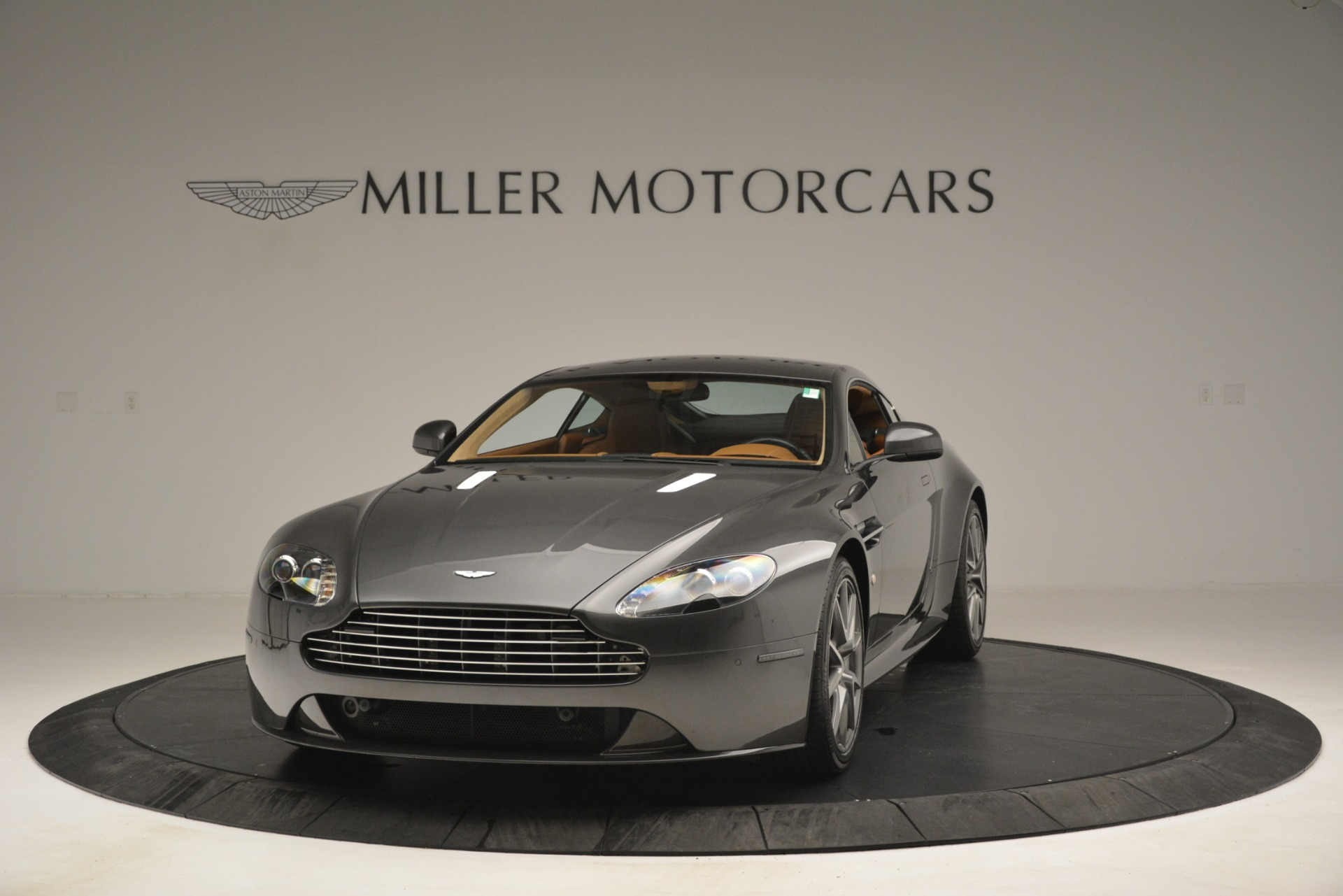 Used 2012 Aston Martin V8 Vantage S Coupe for sale Sold at Maserati of Greenwich in Greenwich CT 06830 1