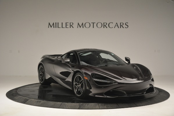 Used 2018 McLaren 720S Coupe for sale Sold at Maserati of Greenwich in Greenwich CT 06830 11