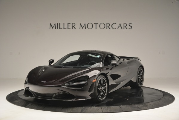 Used 2018 McLaren 720S Coupe for sale Sold at Maserati of Greenwich in Greenwich CT 06830 2