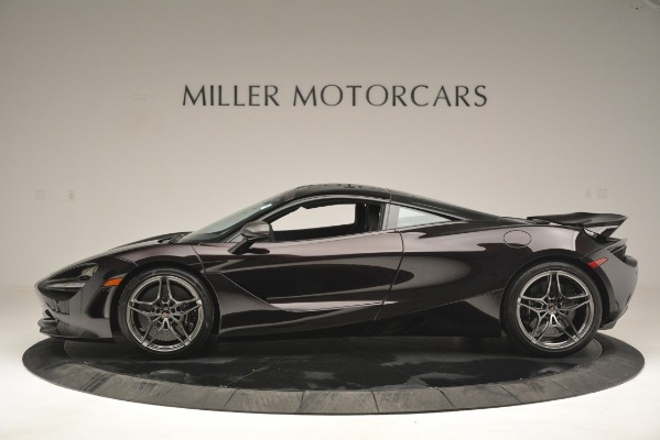 Used 2018 McLaren 720S Coupe for sale Sold at Maserati of Greenwich in Greenwich CT 06830 3