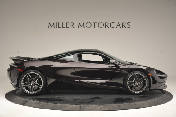 Used 2018 McLaren 720S Coupe for sale Sold at Maserati of Greenwich in Greenwich CT 06830 9
