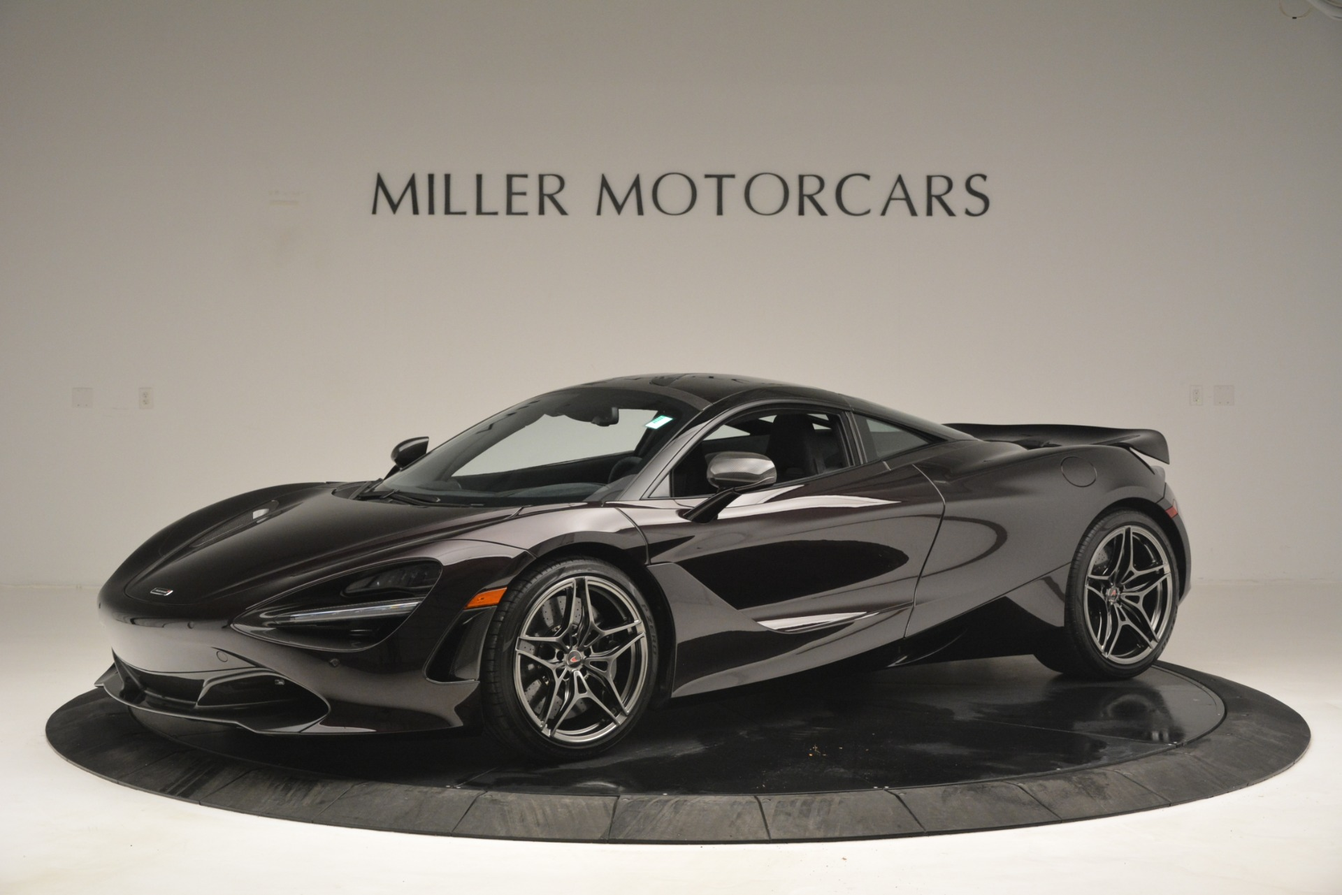 Used 2018 McLaren 720S Coupe for sale Sold at Maserati of Greenwich in Greenwich CT 06830 1