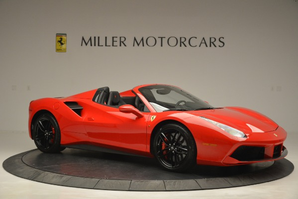 Used 2017 Ferrari 488 Spider for sale Sold at Maserati of Greenwich in Greenwich CT 06830 10