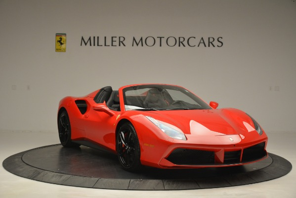 Used 2017 Ferrari 488 Spider for sale Sold at Maserati of Greenwich in Greenwich CT 06830 11