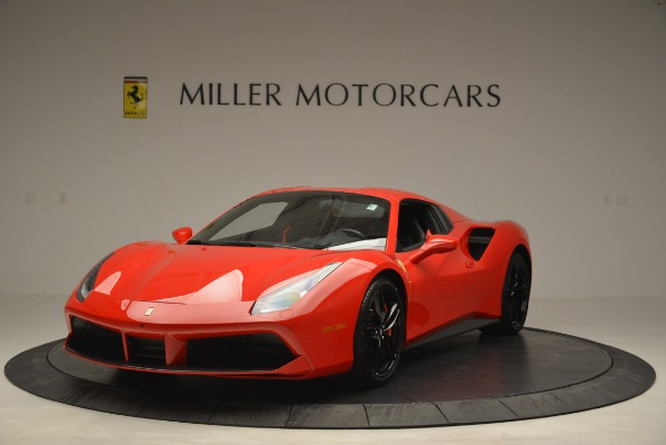 Used 2017 Ferrari 488 Spider for sale Sold at Maserati of Greenwich in Greenwich CT 06830 13