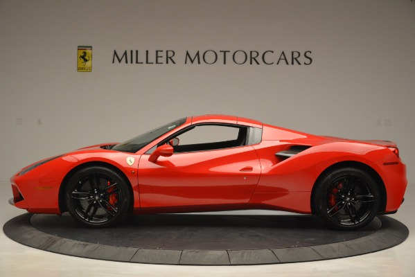 Used 2017 Ferrari 488 Spider for sale Sold at Maserati of Greenwich in Greenwich CT 06830 15