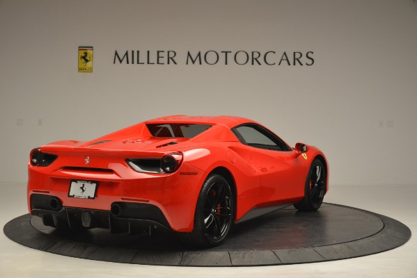 Used 2017 Ferrari 488 Spider for sale Sold at Maserati of Greenwich in Greenwich CT 06830 19