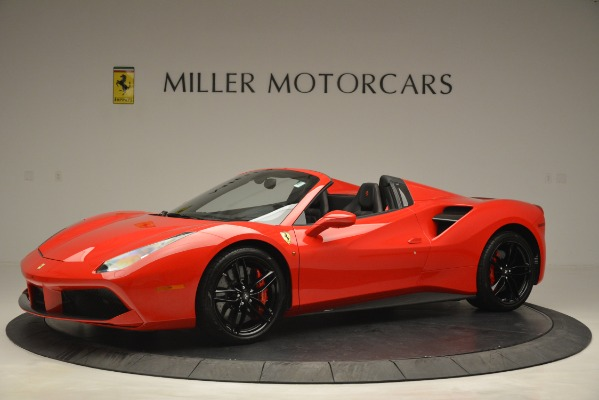 Used 2017 Ferrari 488 Spider for sale Sold at Maserati of Greenwich in Greenwich CT 06830 2