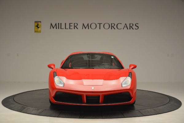Used 2017 Ferrari 488 Spider for sale Sold at Maserati of Greenwich in Greenwich CT 06830 24