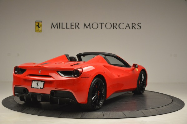 Used 2017 Ferrari 488 Spider for sale Sold at Maserati of Greenwich in Greenwich CT 06830 7